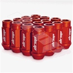 Drop Engineering Aluminum Lug Nuts M12 x P 1.50MM - Red