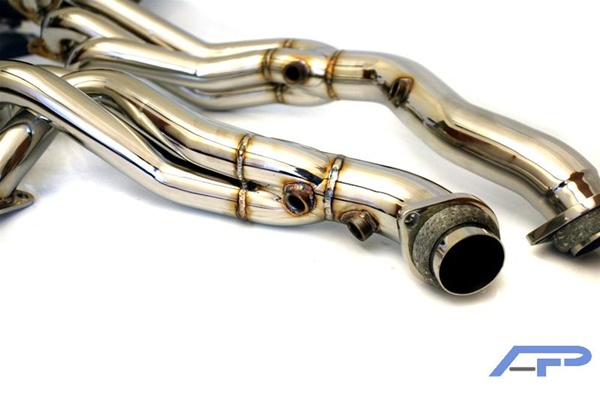Agency Power Stainless Steel Racing Exhaust Headers For The 2001 2005 Bmw E46 M3