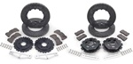 Stillen Carbon Ceramic Brake Upgrade Kit for 2009-2010 Nissan GT-R (R35) - 400mm Front