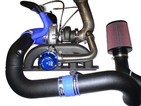 ATP Turbo Bolt-on GT3082R Turbo Kit for 2006-2010 Volvo C30/S40 T5