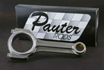 Pauter 4340 X-Beam Connecting Rods Audi 1.8L, tapered small end, set of 4