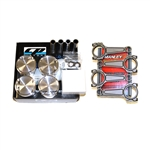 CP Pistons / Manley Turbo-Tuff I-Beam Connecting Rods Package - Nissan SR20DET