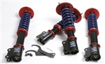 Buddy Club Racing Spec Full Coilover Damper Kit 1992-1995 Honda Civic, 1993-1997 Honda Del Sol