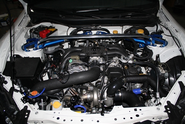 Scion Frs Turbo >> Boombop Stage 1 Gtx2867r Turbo Kit For 2013 2016 Subaru Brz Scion Fr S