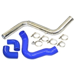 Boombop Aluminum Intercooler Piping Kit for 2013-2016 Ford Focus ST, Blue