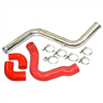 Boombop Aluminum Intercooler Piping Kit for 2013-2016 Ford Focus ST, Red