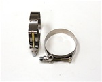T-Bolt Hose Clamp - 2.50 inch