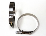 T-Bolt Hose Clamp - 4.00 inch