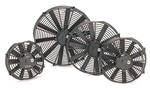 Fluidyne Electric Radiator Fan - 9-inch / Puller