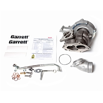 Garrett Dual Ball Bearing Twin-scroll GTX3582R Bolt-on Turbocharger Kit for 2008-2015 Mitsubishi Lancer Evolution X