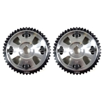 Golden Eagle Billet Adjustable Cam Gears Set for 1992-2005 Toyota/Lexus 2JZ-GTE/GE, Machined