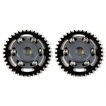 Golden Eagle Billet Adjustable Cam Gears Set for 1989-2002 Nissan SR20DE/SR20DET