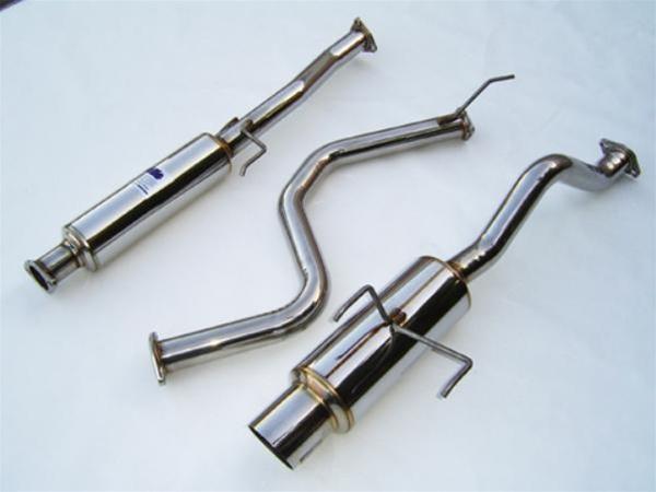 Invidia N Catback Exhaust Acura Integra LSRSGSTypeR - 1994 acura integra exhaust system