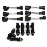Injector Dynamics 1000cc Injector Kit 1991-2002 Volkswagen Golf, GTI, Jetta or Passat w/ VR6 12V