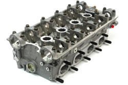 Cosworth CNC Ported Big Valve Cylinder Heads 2006-2007 Mitsubishi Lancer Evolution IX 4G63BT MIVEC (2.0L)