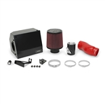 Mishimoto Short Ram Air Intake System for 2016-2017 Honda Civic Turbo 1.5T, Red
