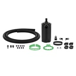 Mishimoto Baffled Oil Catch Can Kit, Green