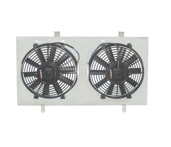 Mishimoto Aluminum Radiator Fan Shroud 2001-2005 Dodge Neon and SRT-4