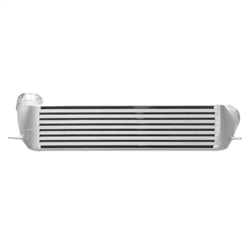 Mishimoto Front Mount Intercooler for 2007-2013 BMW 135i, 335i, 335xi, Silver