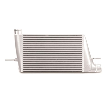 Mishimoto Front Mount Intercooler for 2008-2015 Mitsubishi Lancer Evolution X, Silver