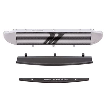 Mishimoto Front Mount Intercooler for 2014-2016 Ford Fiesta ST, Silver