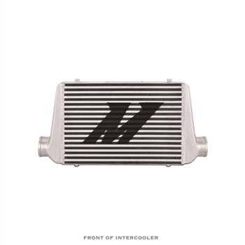 "MISHIMOTO Universal Intercooler G-Line 24.50"" x 11.75"" x 3.00"", Silver"