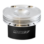 Manley Platinum Series Forged Piston for Subaru BRZ FA20/Scion FR-S 4U-GSE 86.00mm (GRADE B), 10.0:1 CR