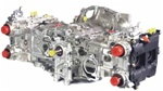 Cosworth High Performance Long Block 2004-2006 Subaru WRX/STi EJ25 (2.5L) [JDM/EUDM] - 8:2:1 CR, Stock Crankshaft, KK3920 Camshafts