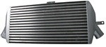"Injen Bolt-on Front Mount Intercooler w/ 23.75"" x 11.75"" x 3.38"" Core and 3.00"" Inlet/Outlet for the 2003-2007 Mitsubishi Lancer Evolution VIII and IX with the 2.0-liter, 4G63T engine"