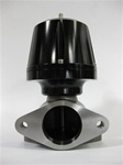 Synapse Engineering Synchronic 40mm Wastegate Kit w/o Flanges - Black