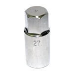 Rays Engineering Replacement Duralumin Lug Nut Key #27 - Long