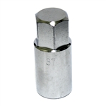 Rays Engineering Replacement Duralumin Lug Nut Key #37 - Long