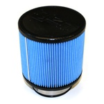 "Injen Super-Flow Nanofiber Dry Air Filter - 3.00"" flange diameter  5.00"" Base / 4.88"" Tall / 5.00"" top - 85 pleat"