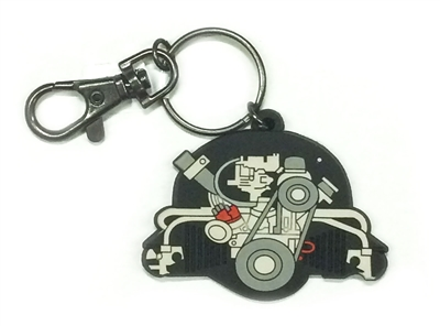KEYRING,T1 ENGINE VW 809-025-78