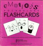 Emotions Vocabulary Flashcards and Activity Set