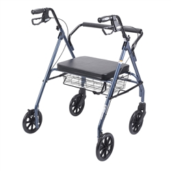 Drive Bariatric Heavy Duty Rollator Walker