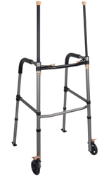 LiftWalker™ with Retractable Stand Assist Bars