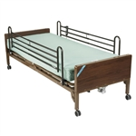 Delta Ultra Light Semi Electric Bed Pkg