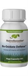 Bio-Oxidate Defense™ - AntiOxidant with Resveratrol