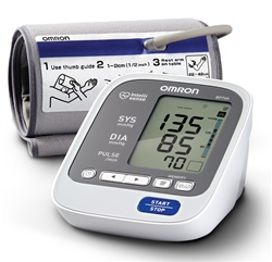 Southeastern Medical Supply, Inc - Omron® 7 Series BP-760N Upper Arm Automatic Blood Pressure Monitor