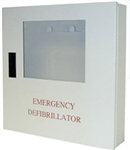 Defibtech Lifeline Wall Mount Cabinet - with alarm
