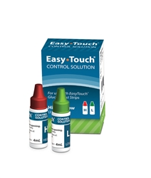 EasyTouch Glucose Hi/Lo  Diabetes Control Solution