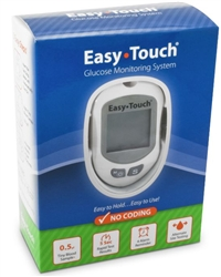 Easy Touch Glucose Meter