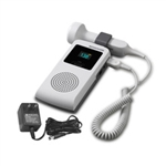 Southeastern Medical Supply, Inc - Edan SD3 Plus Fetal / Vascular Doppler with Color LCD Screen and Rechargeable Battery