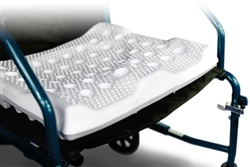 Ergo WheelchairSEETs Cushion with Microfiber Cover