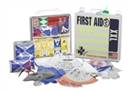 50 Person Deluxe First Aid Kit