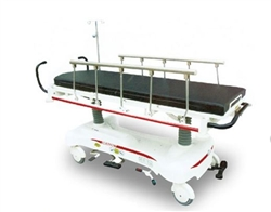 Hydraulic Patient Transport Bed Trolley