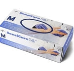 SensiCare Silk Nitrile Exam Gloves