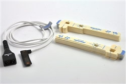 Nonin 8001J Reusable Neonate Flex Sensor, 1m cable