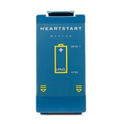 Phillips Heartstart FRX AED Aviation/FAA Battery